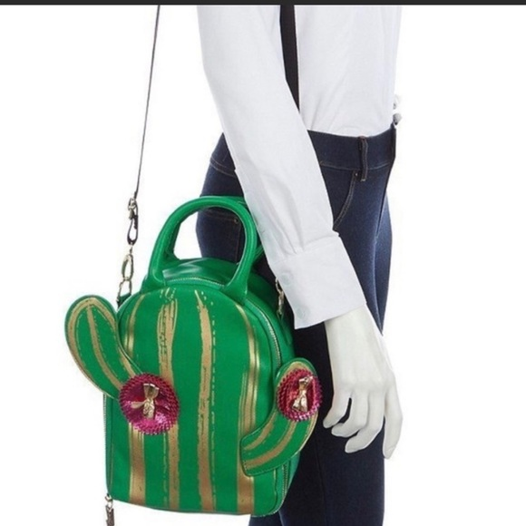 Betsey Johnson Handbags - Nwt-From Betsey Johnson, Lunch tote